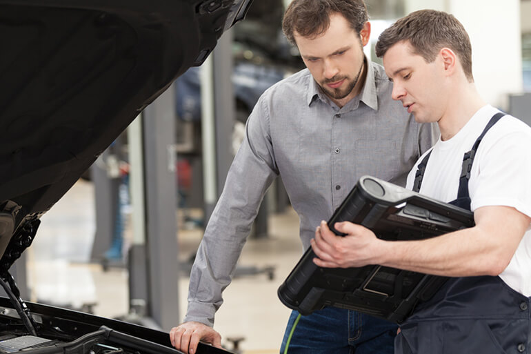 Vehicle Inspection brisbane